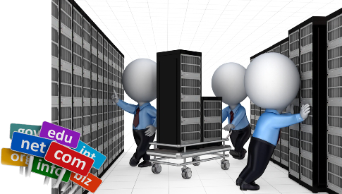 domain and web-hosting